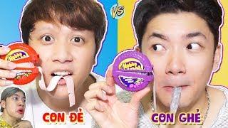 Download MẸ GHẺ CON CHỒNG - MÀY ĐỪNG HÒNG ĂN KẸO HUBBA BUBBA CỦA MẸ!! Video