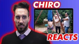 Download Dr. Jason - REACTING to INSANE Fake Chiropractic Video