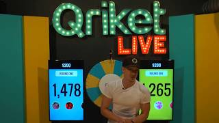 Download QriketLIVE Replay #36 - Free Play $200 Game Video
