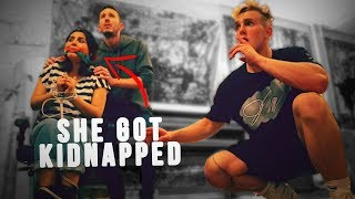 Download The Kidnapper Almost CAUGHT Us!! *we had to save her* Video