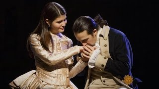 Download ″Hamilton″: A founding father takes to the stage Video