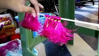 Download Easy making Saree kuchu design (tassels) Video