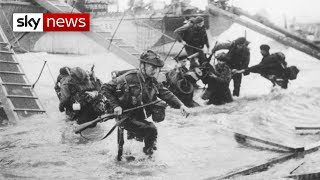 Download Archive Video Of The D-Day Normandy Landings Video