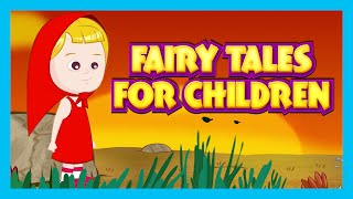 Download FAIRY TALES FOR CHILDREN |Rapunzel - Little Red Riding Hood - Big Bad Wolf Fairy Tale Story For Kids Video