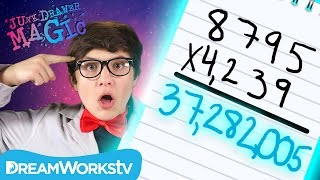 Download Genius Human Calculator Trick | JUNK DRAWER MAGIC Video