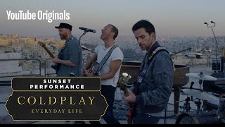 Download Coldplay: Everyday Life Live in Jordan - Sunset Performance Video