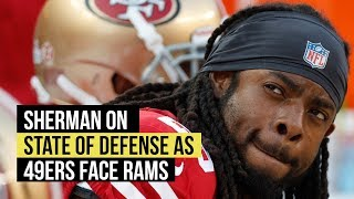 Download Richard Sherman on state of defense going into Rams matchup Video