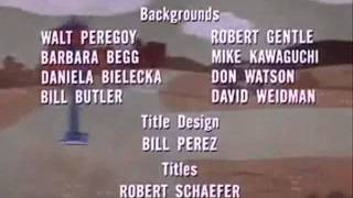 Download Wacky Races end credits with original narraion Video