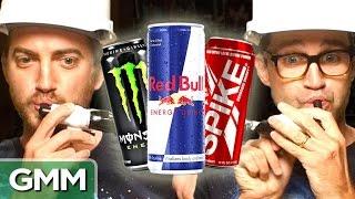 Download Ultimate Energy Drink Taste Test Video