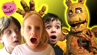 Download real fnaf vs kids - WHO WILL WIN? - the story so far. Video