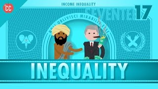 Download Income and Wealth Inequality: Crash Course Economics #17 Video