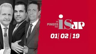 Download Os Pingos Nos Is - 01/02/19 Video