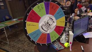 Download Shea in Irving Spins the Wheel of Punishment on the Dan Patrick Show | 10/13/17 Video
