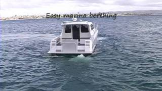 Download Alloy Cats 11metre powercat Video