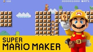 Download Super Mario Maker - Level For Sqaishey (1) Video
