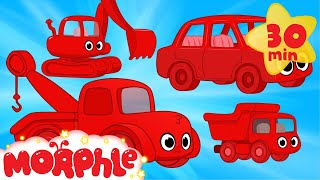 Download Vehicle Cartoons For Kids With Morphle! Video