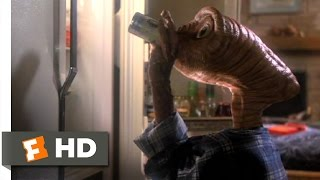 Download E.T.: The Extra-Terrestrial (2/10) Movie CLIP - Getting Drunk (1982) HD Video