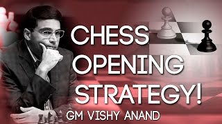Download Good CHESS OPENING STRATEGY! - GM Vishy Anand Video