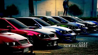 Download GTA V CAR MEET | Stance Lovers Only | GTA 5 Online | PS4 Rockstar Editor Video