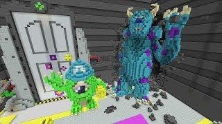 Download Minecraft Xbox - Disney Pixar - Hunger Games Video