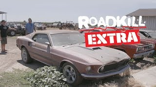 Download Plymouth Duster vs Ford Mustang Mach 1- Roadkill Extra Video