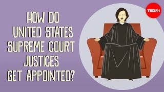 Download How do US Supreme Court justices get appointed? - Peter Paccone Video