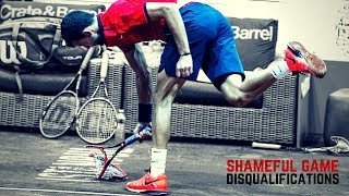 Download Tennis. Disqualifications - Angry Moments Video
