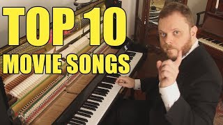 Download Top 10 Movie Songs on Piano Video