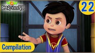 Download Vir The Robot Boy | Hindi Cartoon | Action Cartoons for Kids | Compilation #22 | 3D Cartoons Video