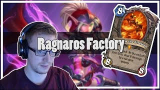 Download Hearthstone: Ragnaros Factory Video