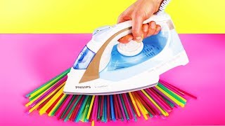 Download 35 GENIUS CRAFTS TO MAKE IN ONE MINUTE Video
