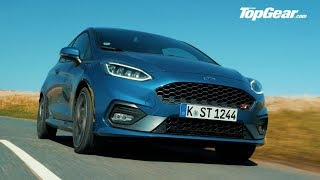 Download TopGear : the new Ford Fiesta ST's first big test Video