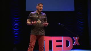 Download An Indigenous Journey to Leadership | Eddy Robinson | TEDxStMaryCSSchool Video