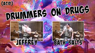 Download Drummers on drugs Video