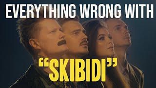 Download Everything Wrong With LITTLE BIG - ″Skibidi (Romantic Edition)″ Video