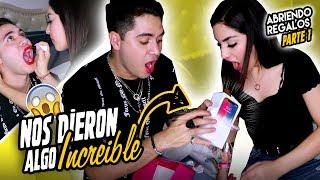 Download UN FAN NOS REGALA UN IPHONE 📲 😳 ABRIENDO REGALOS (PART 1) JUKILOP Video