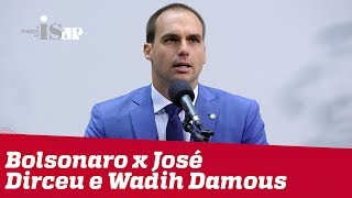 Download Eduardo Bolsonaro x José Dirceu e Wadih Damous Video