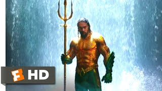 Download Aquaman (2018) - The One True King Scene (8/10) | Movieclips Video