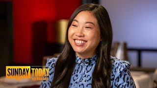 Download Awkwafina Gets Serious In New Family Drama 'The Farewell' | Sunday TODAY Video