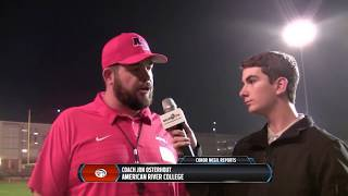 Download College of San Mateo vs American River College Football NCFC Championship LIVE 11/25/17 Video