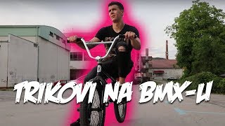 Download UČIM TRIKOVE NA BMX-U | LayZ Video