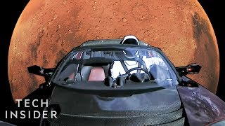 Download Where Is Elon Musk's $100K Roadster He Sent To Space A Year Ago? Video