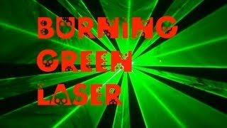 Download DIY: How to Modify a Green Laser Pointer into a Burning Laser Debunked Video