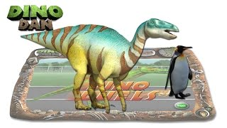 Download DINO DAN : DINO DUELS #14 Edmontosaurus VS. Penguin Video