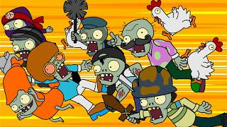 Download Plants vs Zombies Animation Really Not Heroes Video