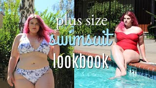 Download Plus Size Swimsuitsforall Lookbook Video