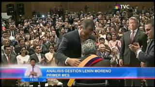 Download Analistas políticos analizaron el primer mes de Lenín Moreno al mando del Estado Video