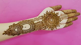 Gulf Henna Design 17 2018 Heena Vahid Free Download Video Mp4