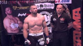 Download BAMMA 15 (Main Event) Oli Thompson Vs Gzim Selmani Video
