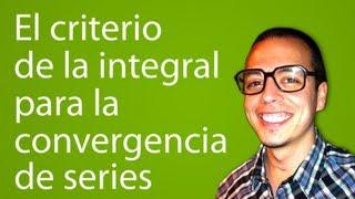 Download El criterio de la integral para la convergencia de series Video